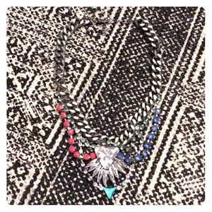Cute h&m retro necklace!